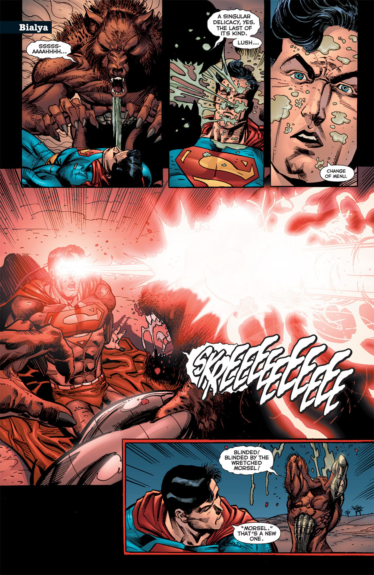 Read online 52 Aftermath: The Four Horsemen comic -  Issue #5 - 7