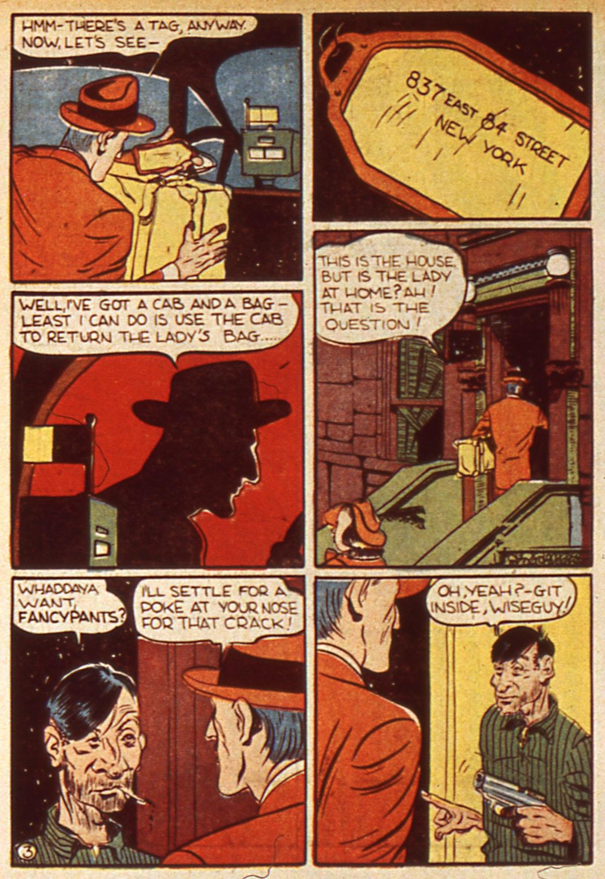Read online Detective Comics (1937) comic -  Issue #45 - 26