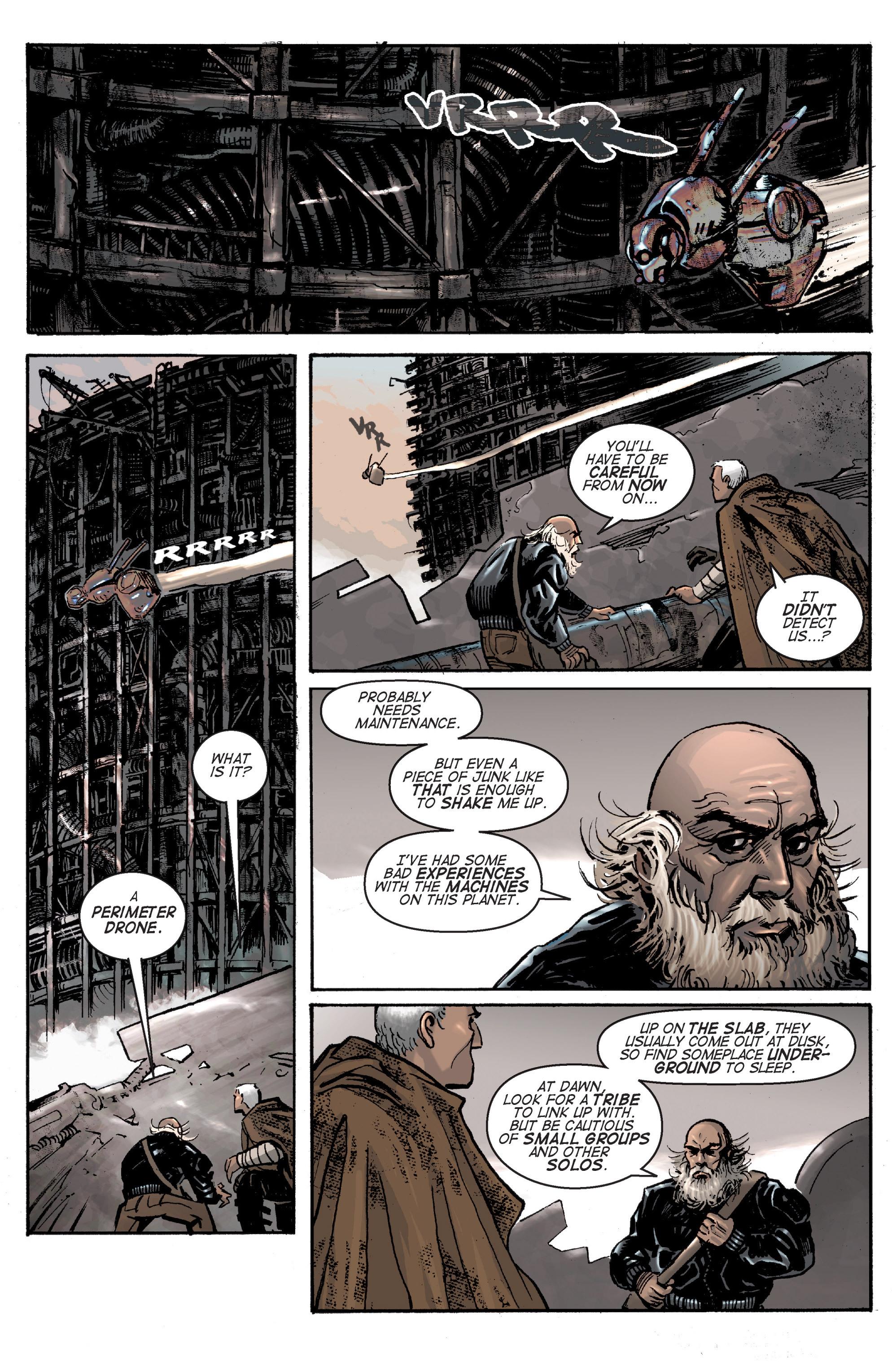 Read online Planetoid comic -  Issue # TPB - 46