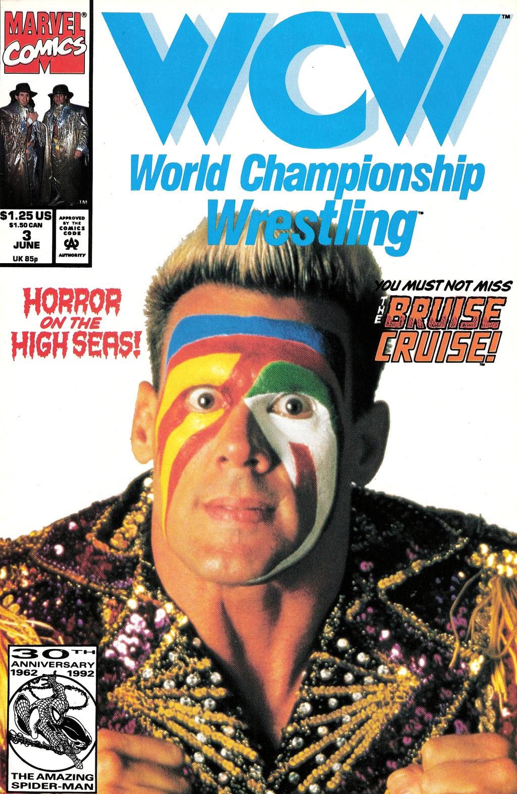 WCW World Championship Wrestling 3 Page 1