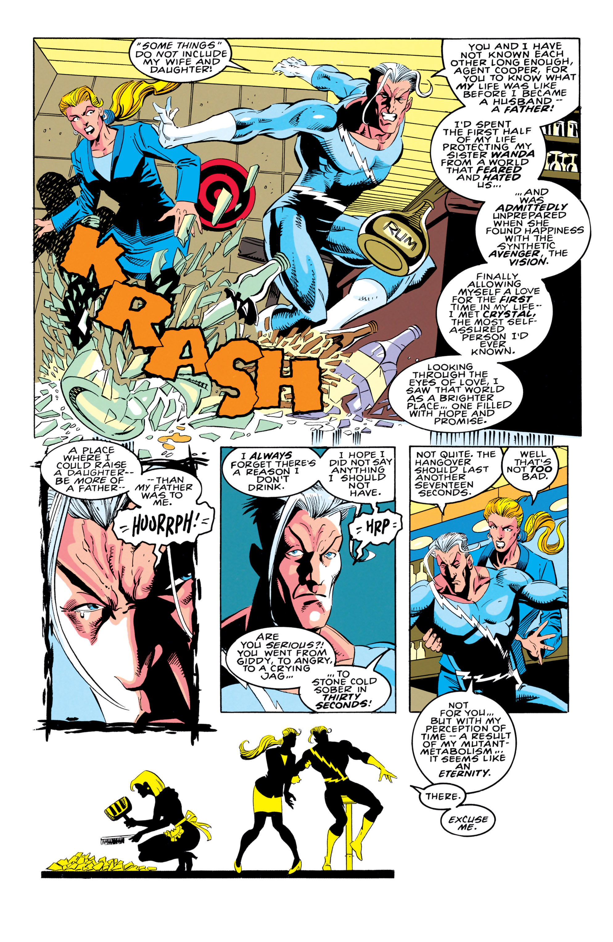 Read online X-Factor (1986) comic -  Issue #91 - 11