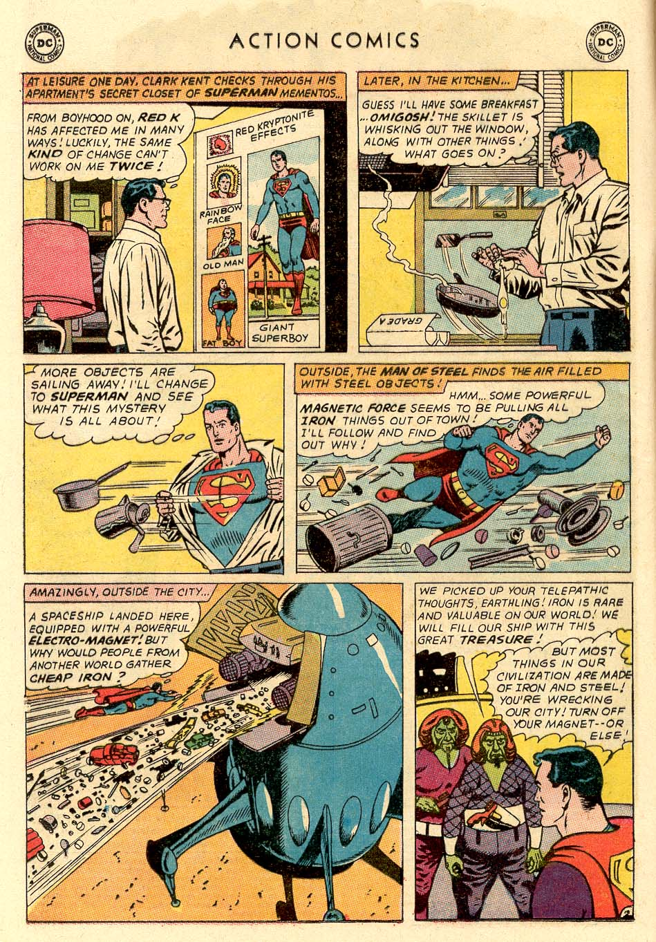 Read online Action Comics (1938) comic -  Issue #325 - 4
