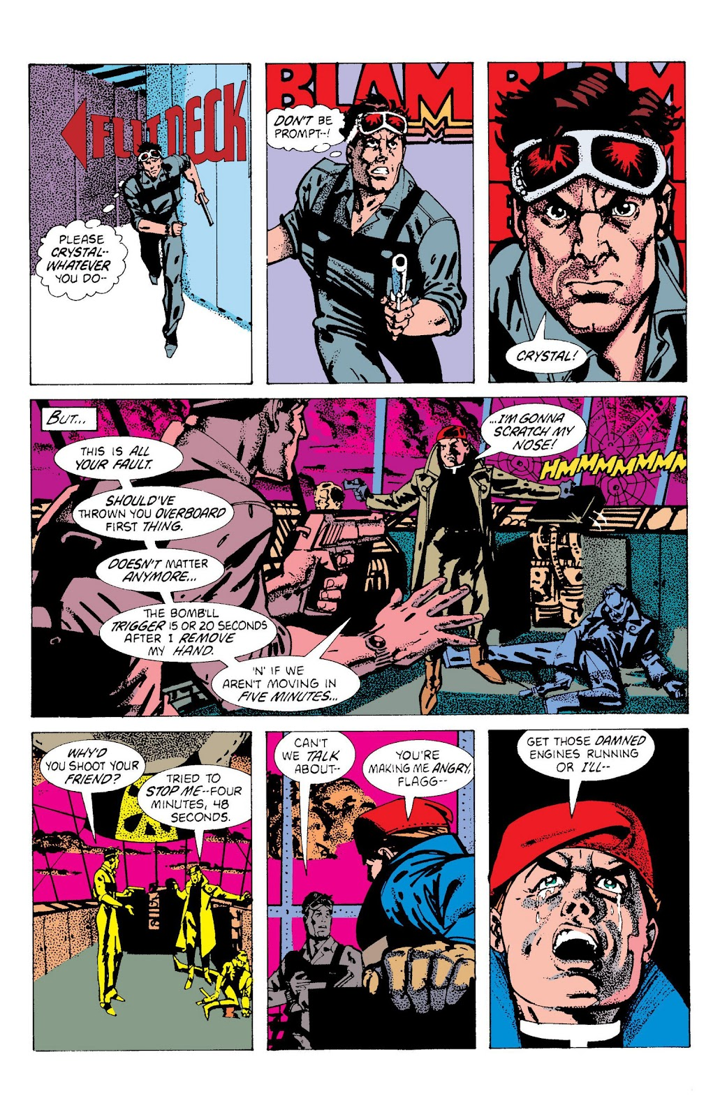 American Flagg! issue Definitive Collection (Part 2) - Page 40
