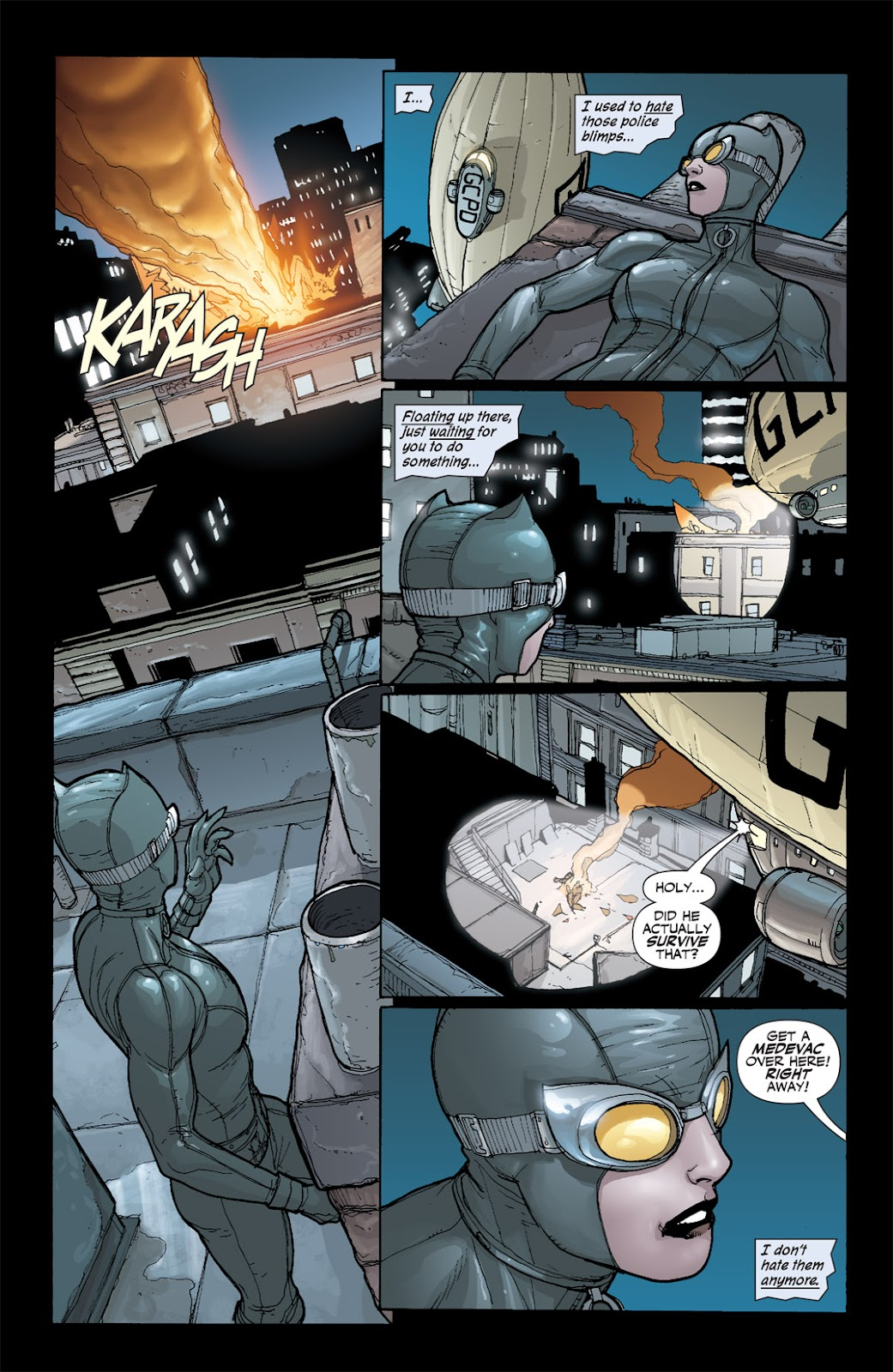 Catwoman (2002) Issue #52 #52 - English 15