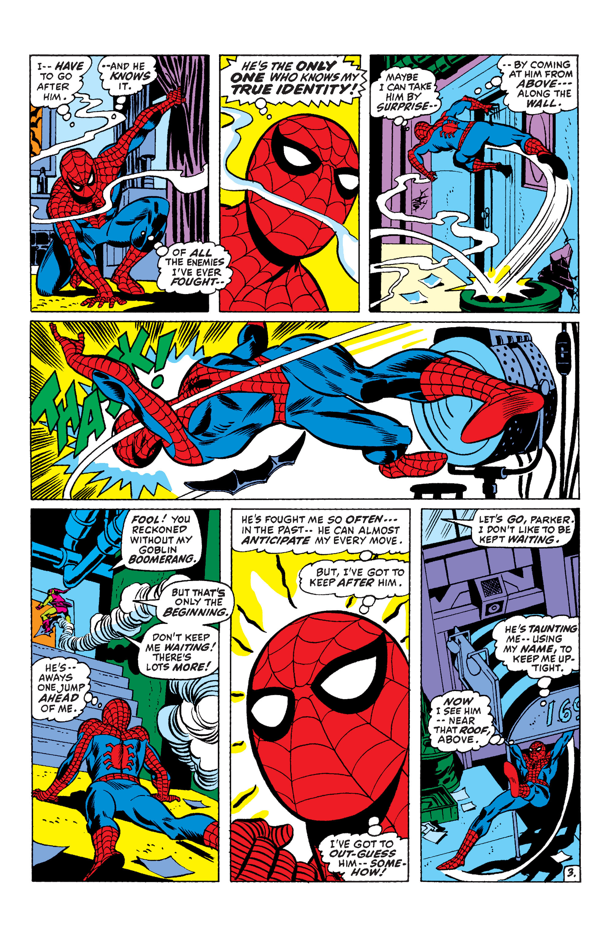 The Amazing Spider-Man (1963) 97 Page 3