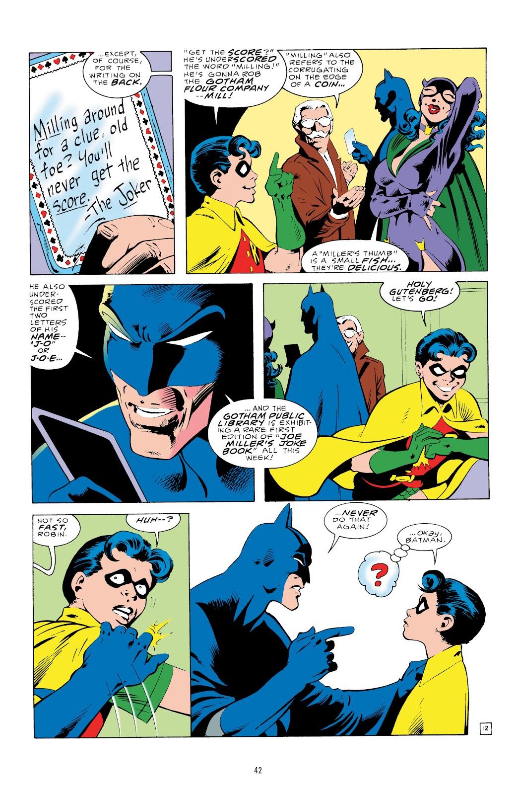 Read online Detective Comics (1937) comic -  Issue # _TPB Batman - The Dark Knight Detective 1 (Part 1) - 42