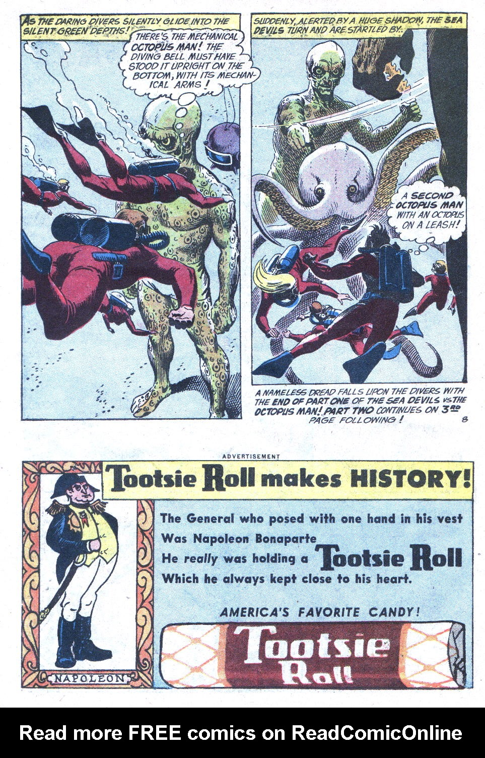 Sea Devils issue 1 - Page 11