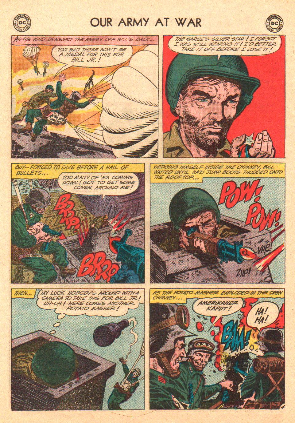 Our Army at War (1952) issue 97 - Page 30