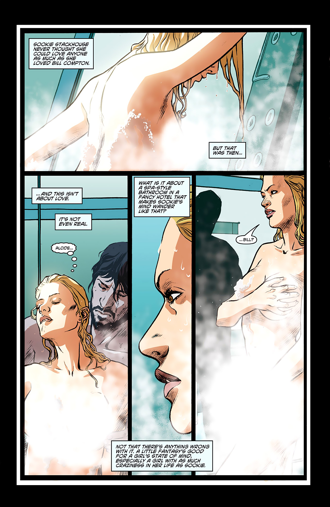 Read online True Blood: French Quarter comic -  Issue #1 - 8