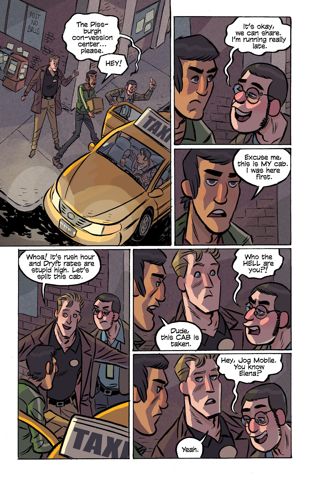 Read online Cellies comic -  Issue #8 - 22