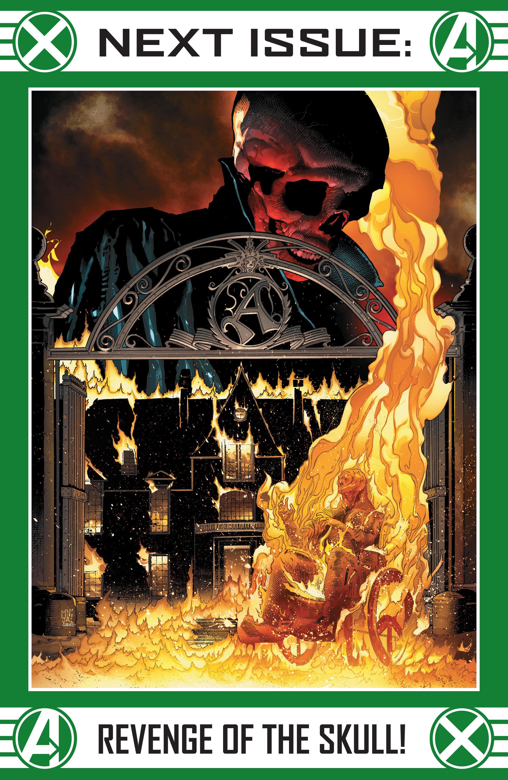 Read online Uncanny Avengers [II] comic -  Issue #17 - 23