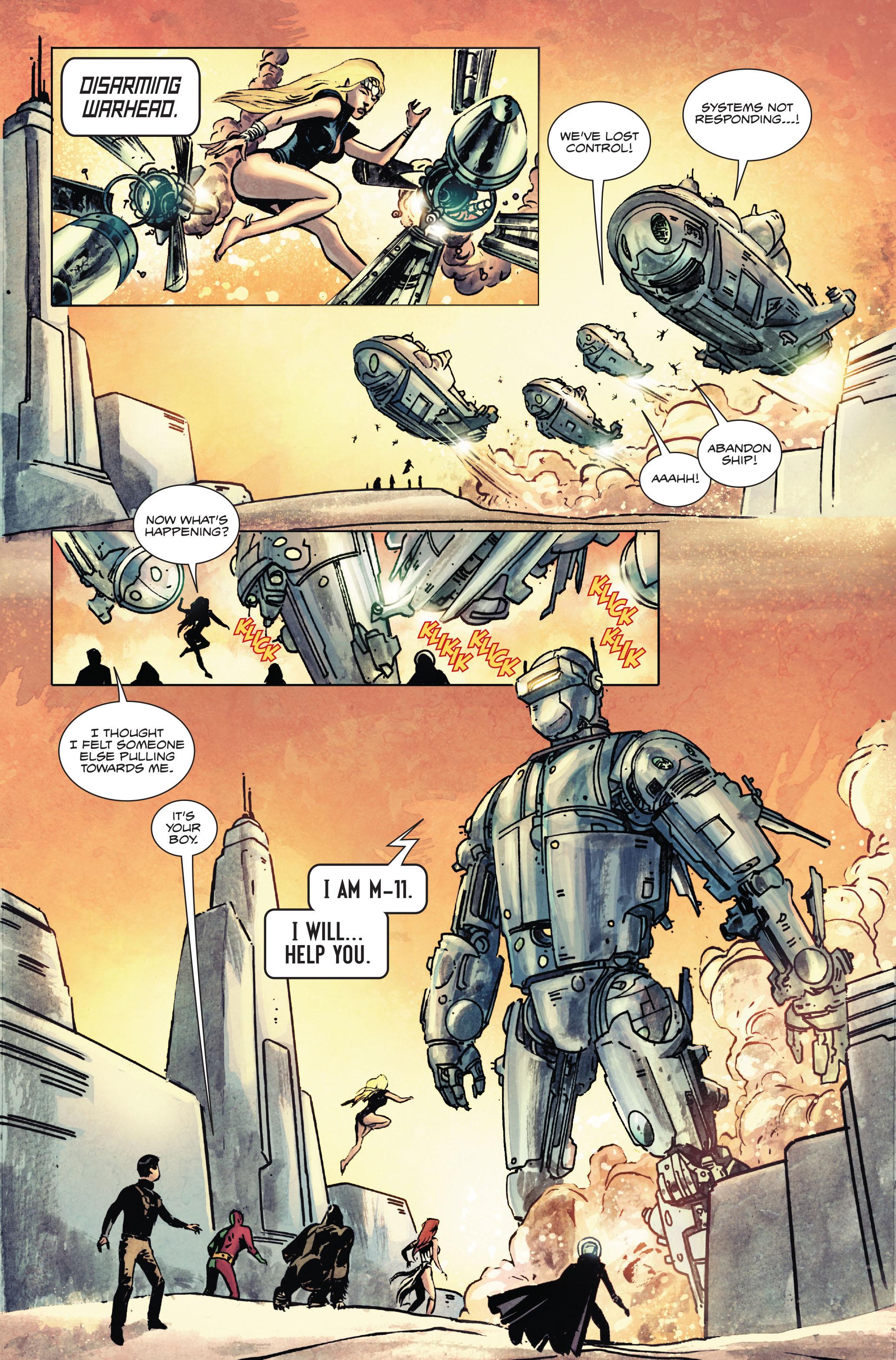 Read online Atlas comic -  Issue #5 - 17