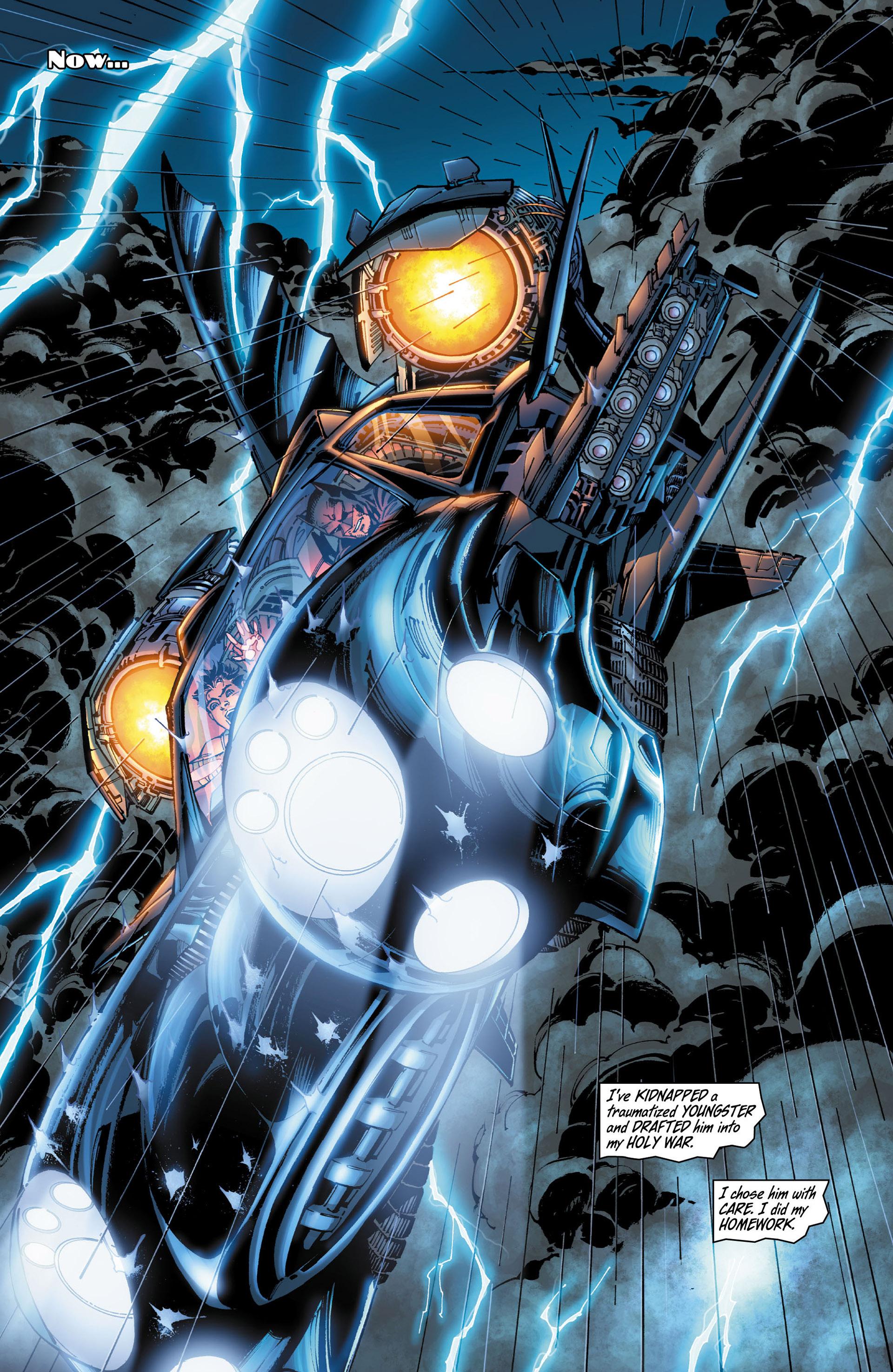 Read online All Star Batman & Robin, The Boy Wonder comic -  Issue #3 - 16