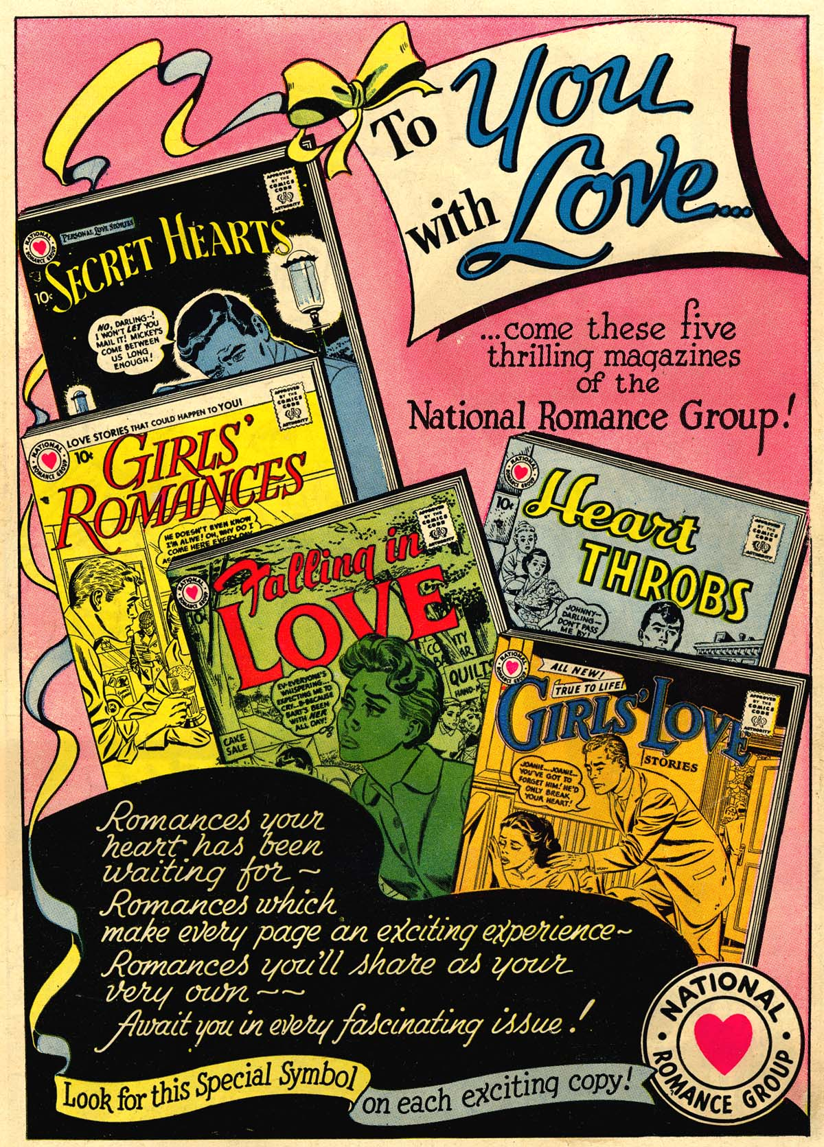 Read online Secret Hearts comic -  Issue #43 - 36