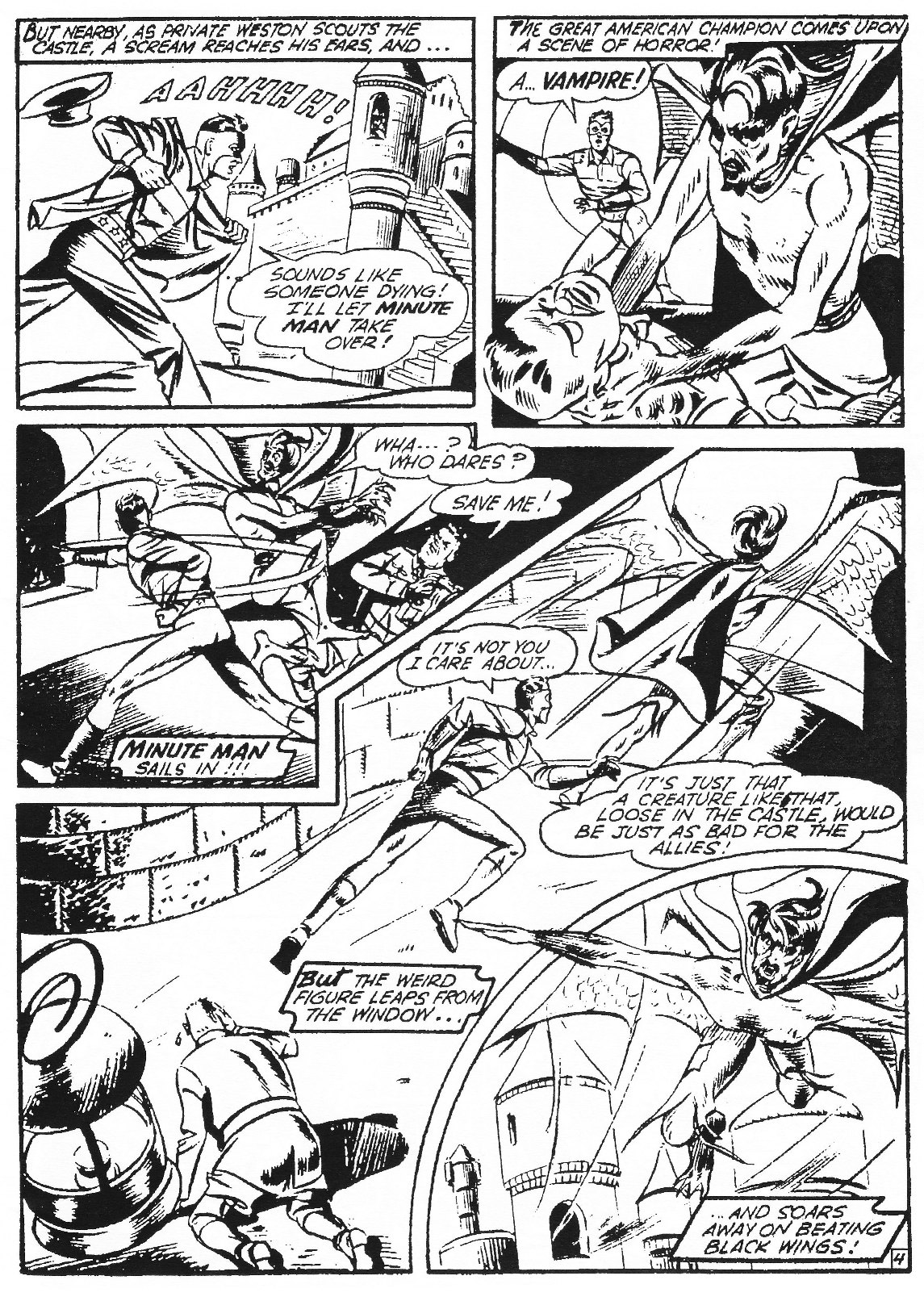 Read online Men of Mystery Comics comic -  Issue #77 - 7