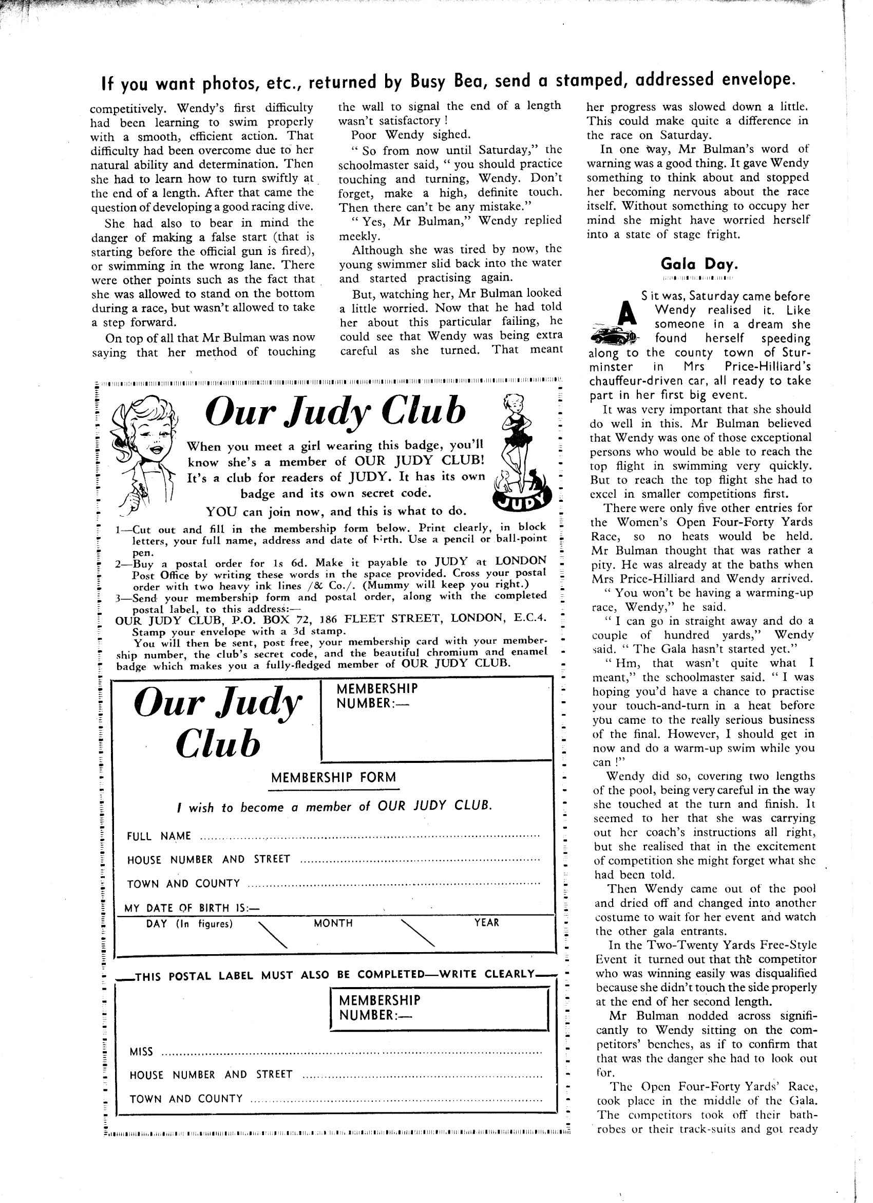 Read online Judy comic -  Issue #35 - 10