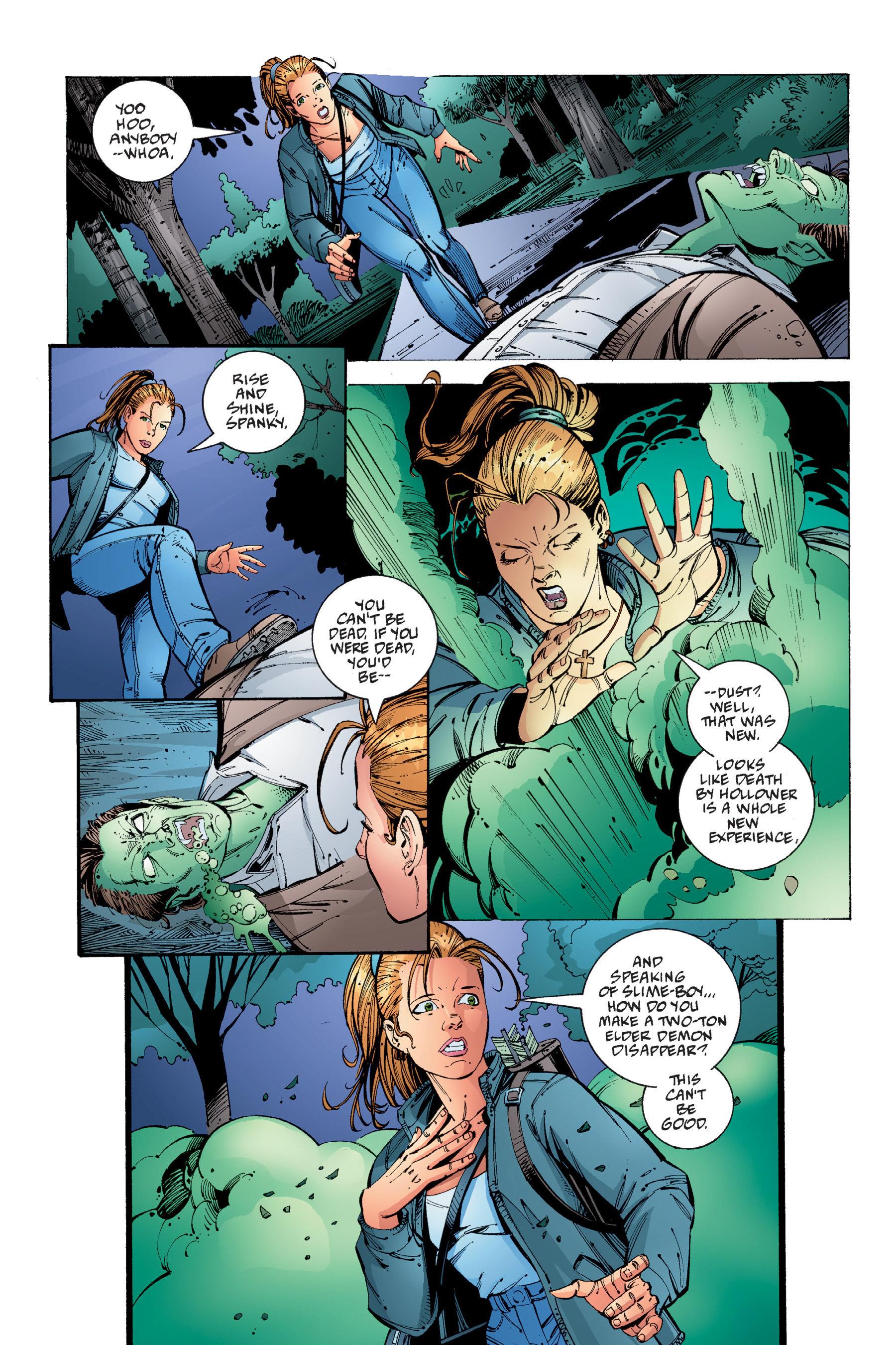 Read online Buffy the Vampire Slayer: Omnibus comic -  Issue # TPB 4 - 314