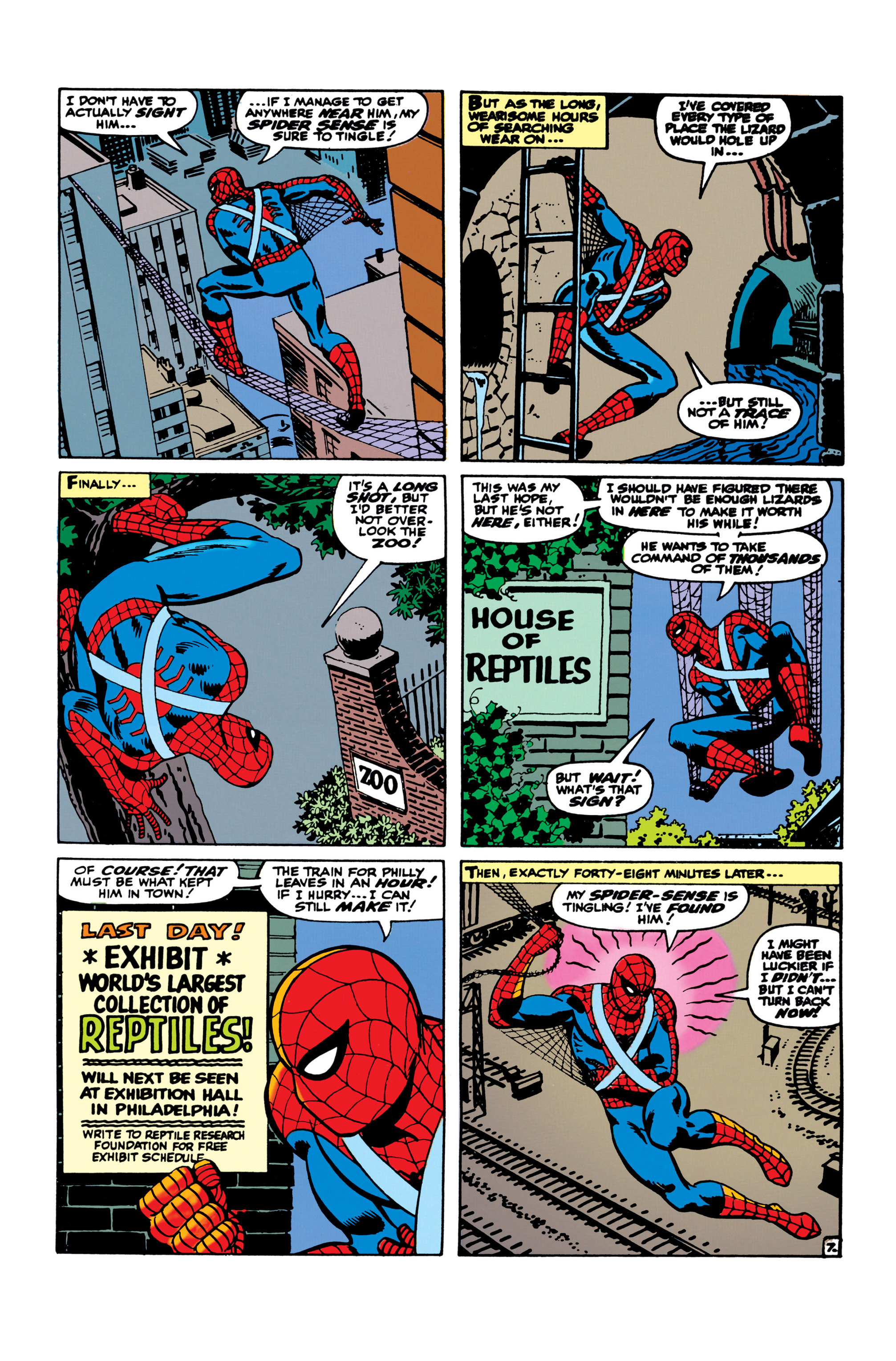 The Amazing Spider-Man (1963) 45 Page 7