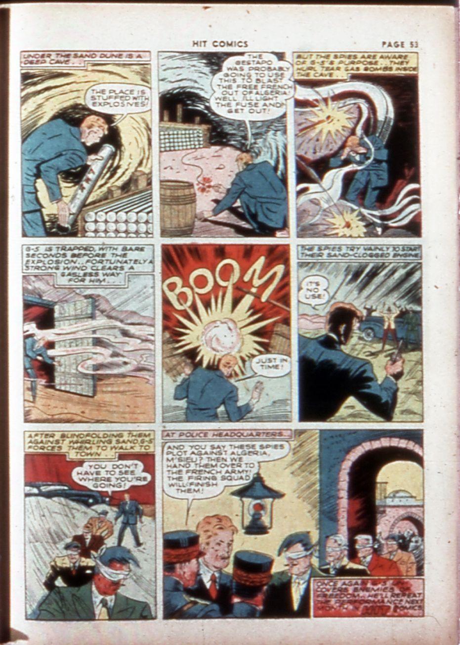 Read online Hit Comics comic -  Issue #14 - 55