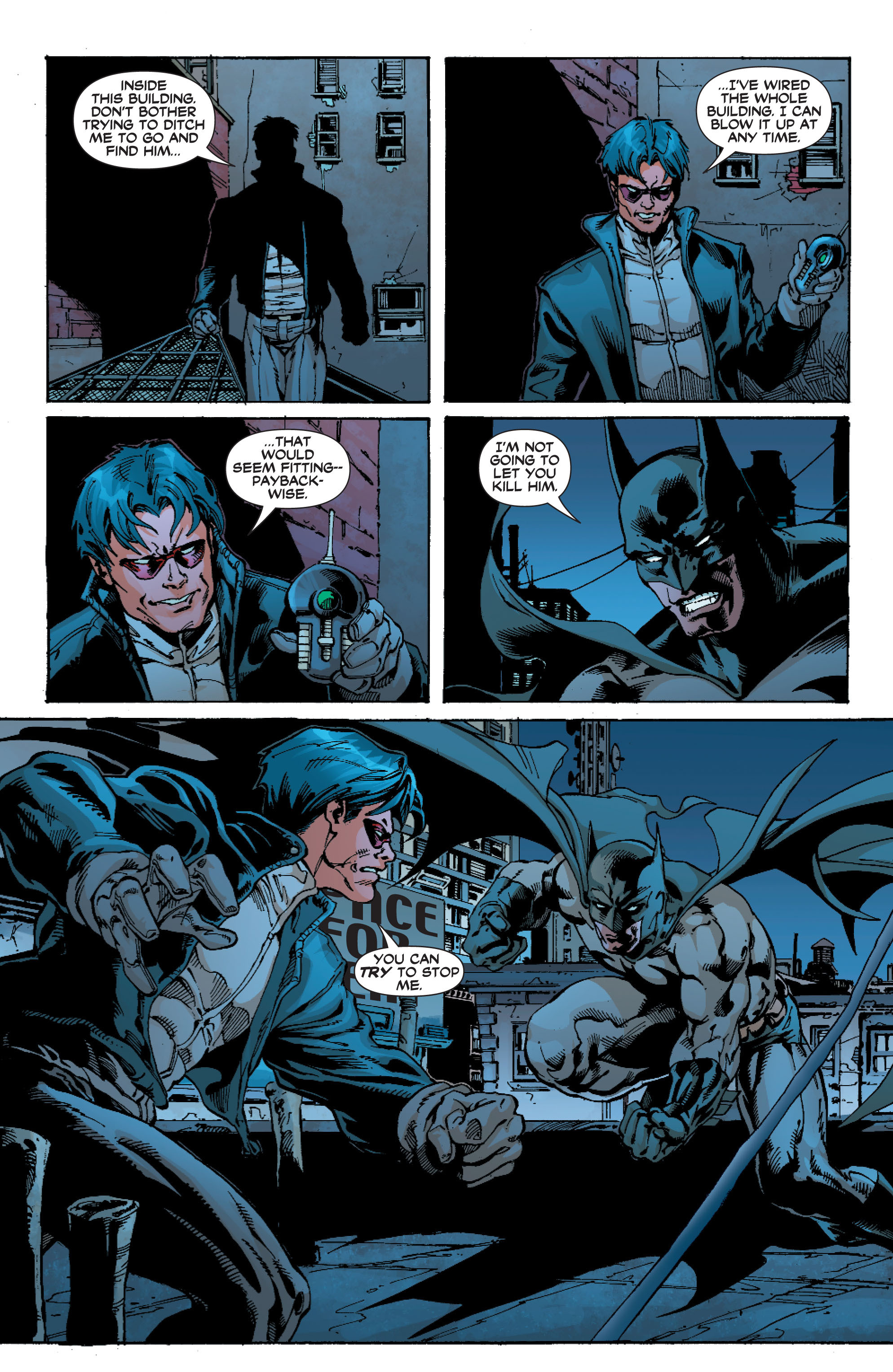Read online Batman: Under The Red Hood comic -  Issue # Full - 289