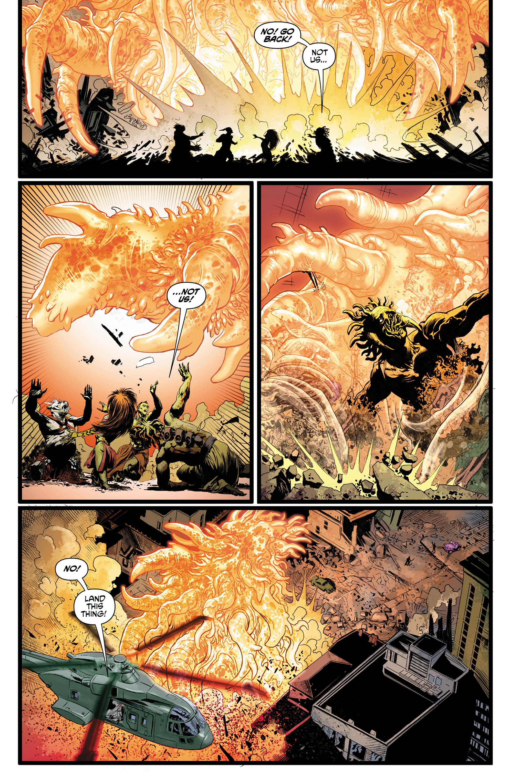 Read online King Tiger comic -  Issue #3 - 18