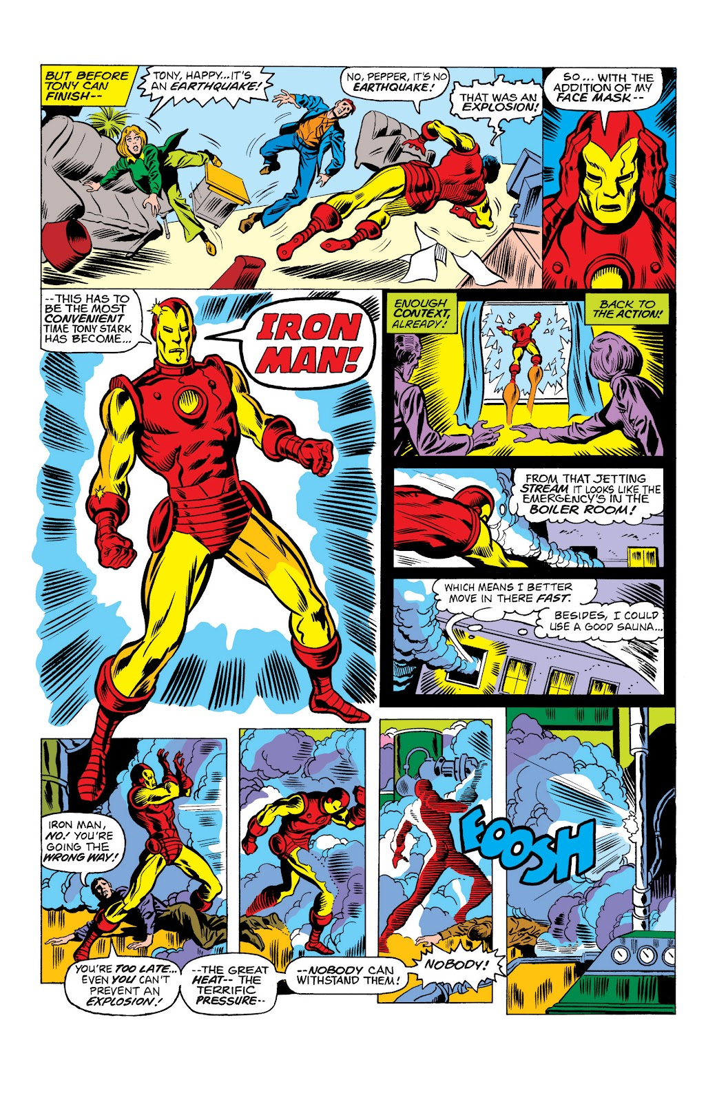 Read online Marvel Masterworks: The Invincible Iron Man comic -  Issue # TPB 10 (Part 2) - 2