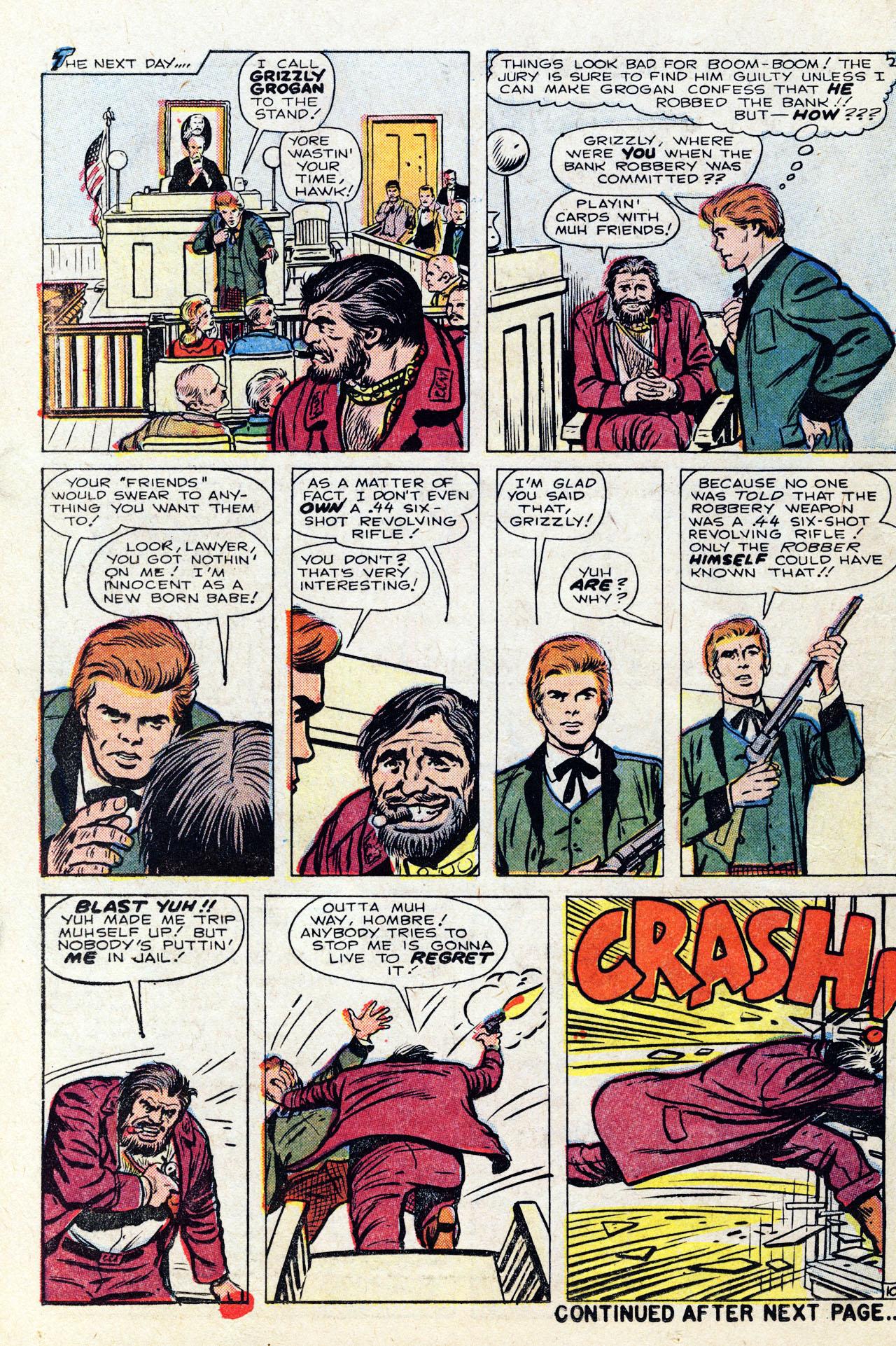 Read online Two-Gun Kid comic -  Issue #64 - 14