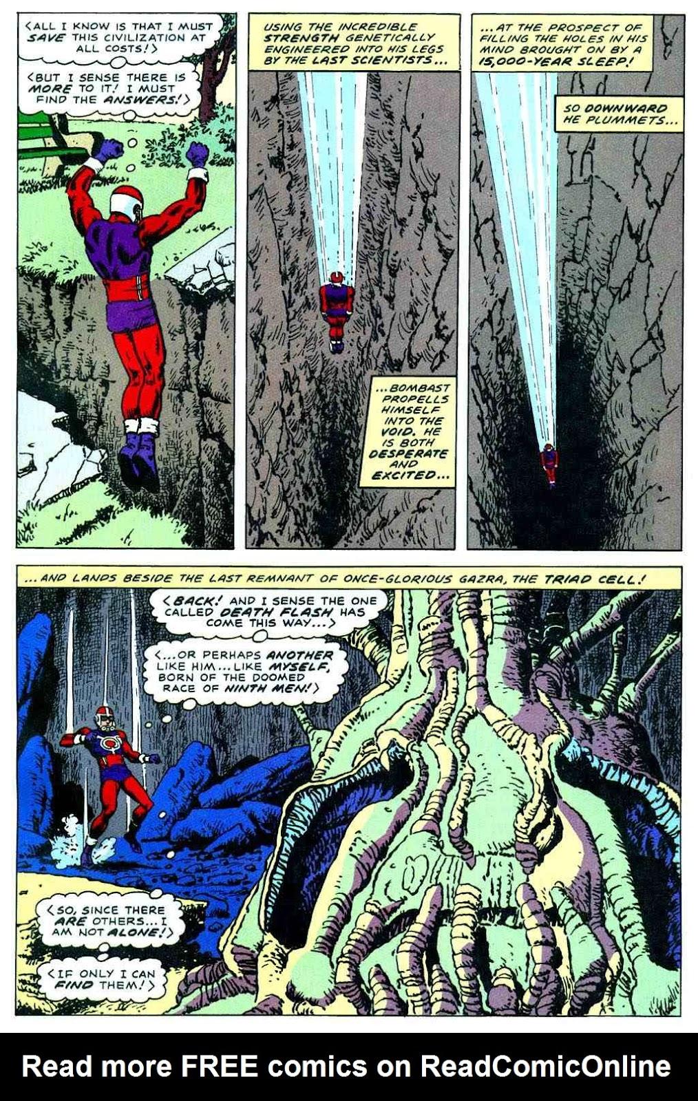 Read online Bombast comic -  Issue # Full - 27