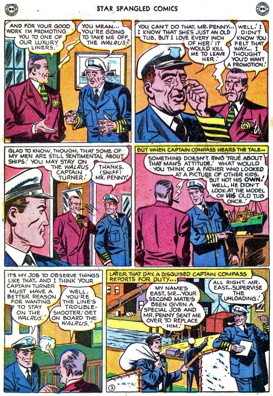 Star Spangled Comics (1941) issue 95 - Page 28