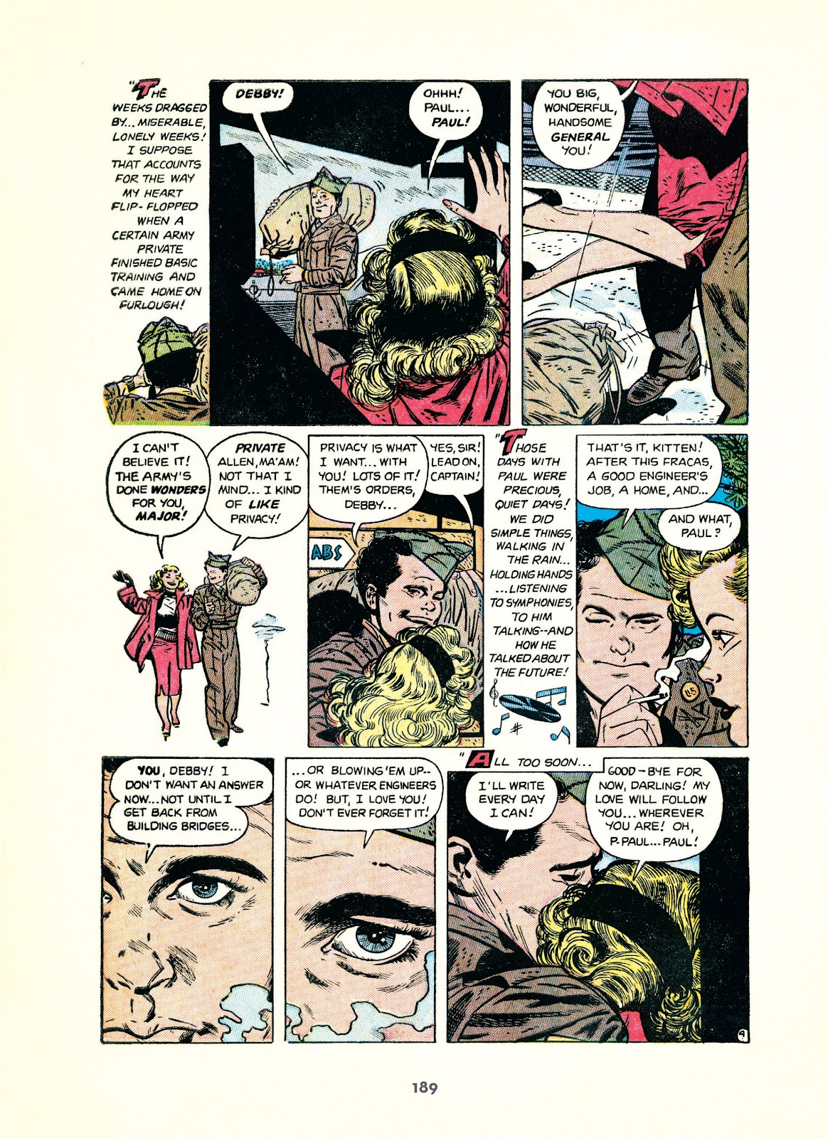 Read online Setting the Standard: Comics by Alex Toth 1952-1954 comic -  Issue # TPB (Part 2) - 90