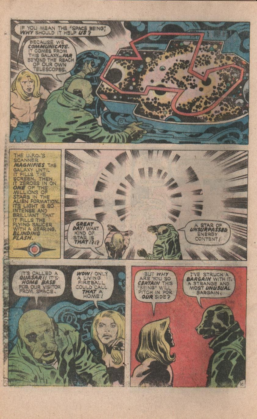 Kamandi, The Last Boy On Earth issue 32 - Page 18