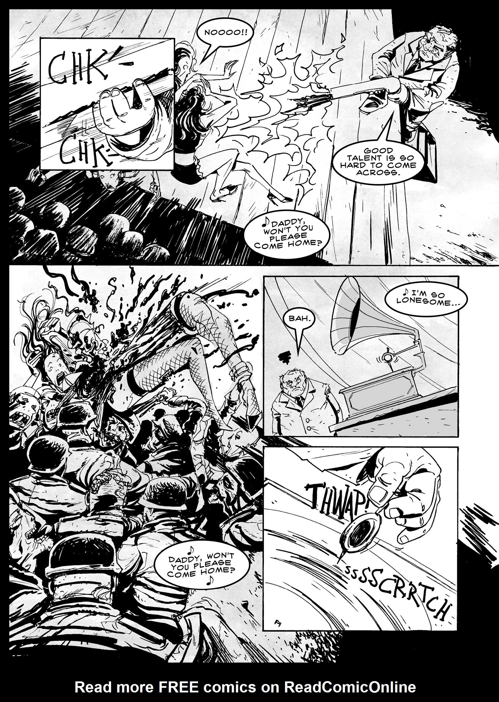Read online FUBAR comic -  Issue #3 - 311