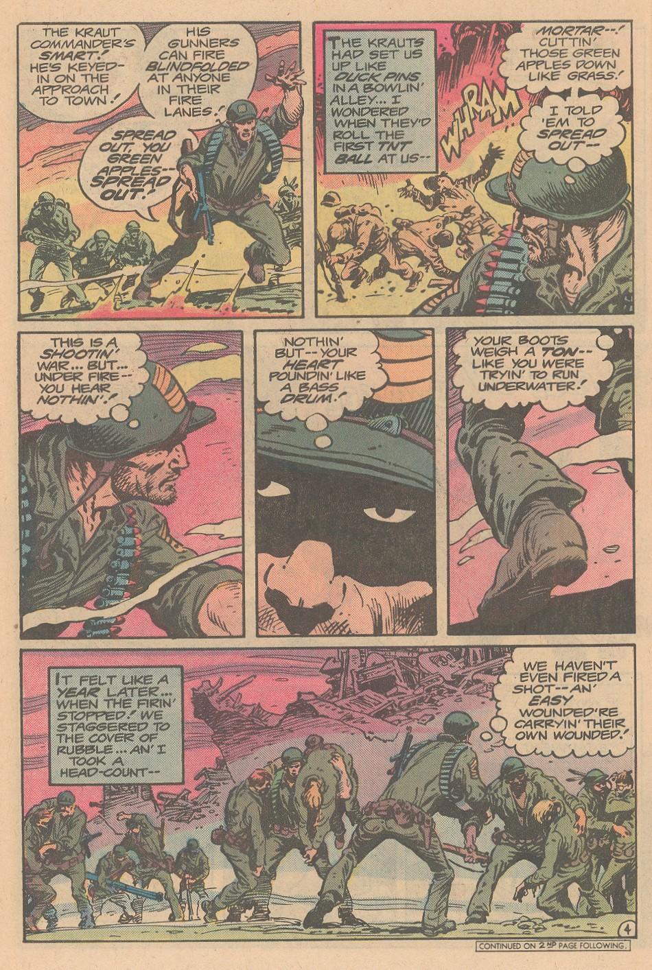 Read online Sgt. Rock comic -  Issue #359 - 5