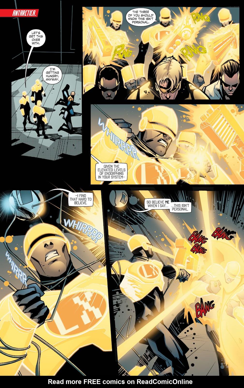 Read online Smallville Season 11 [II] comic -  Issue # TPB 8 - 158