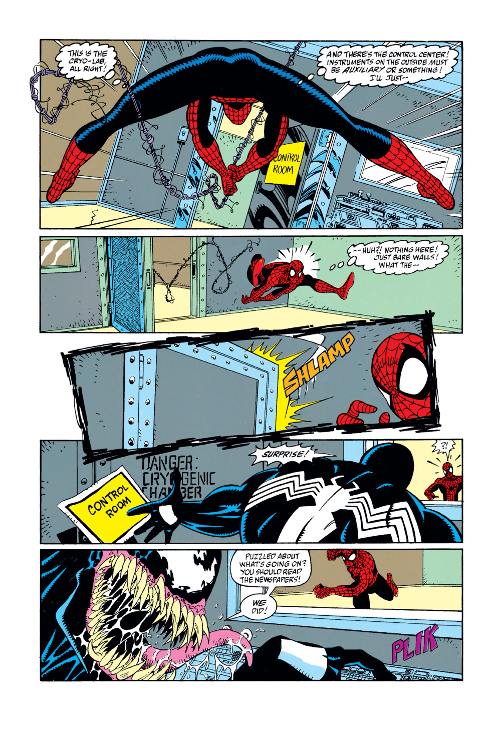 The Amazing Spider-Man (1963) 346 Page 21