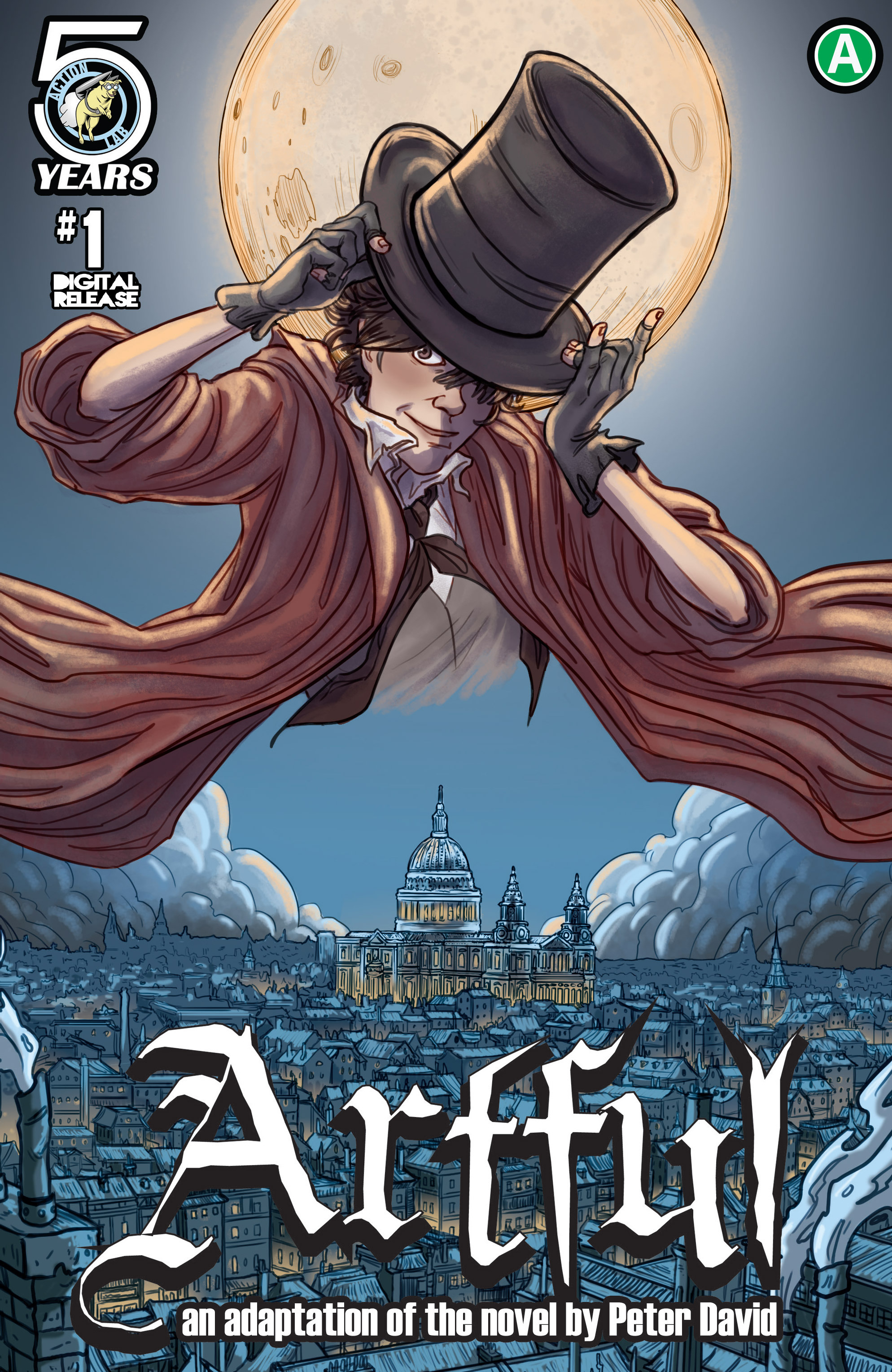 Read online Artful comic -  Issue #1 - 1