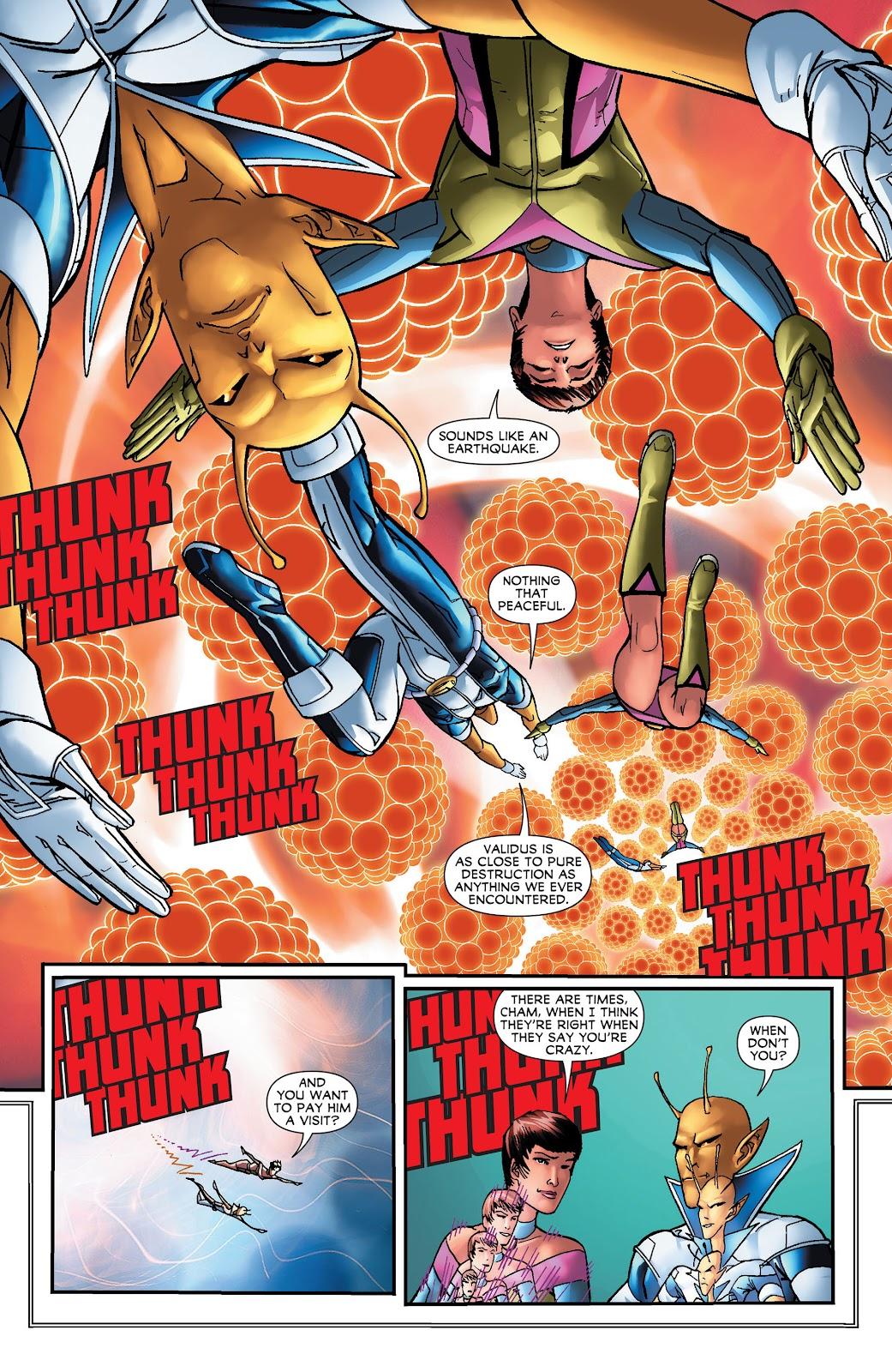 Legion of Super-Heroes (2011) Issue #16 #17 - English 7