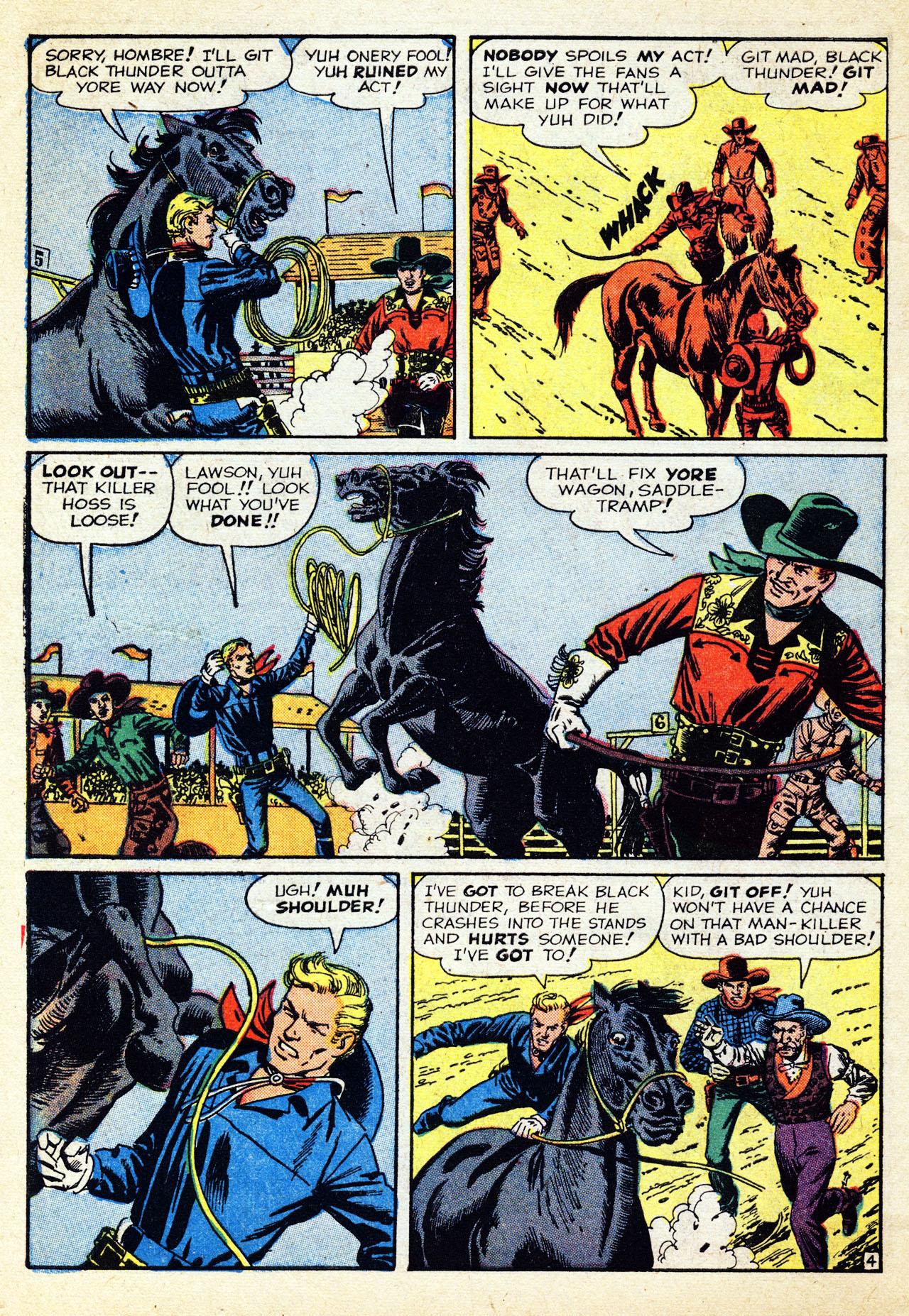 Read online Two-Gun Kid comic -  Issue #52 - 6