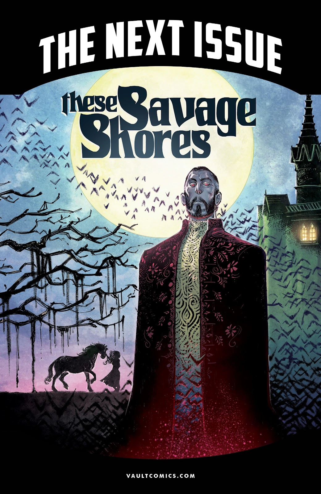 Read online These Savage Shores comic -  Issue #3 - 29