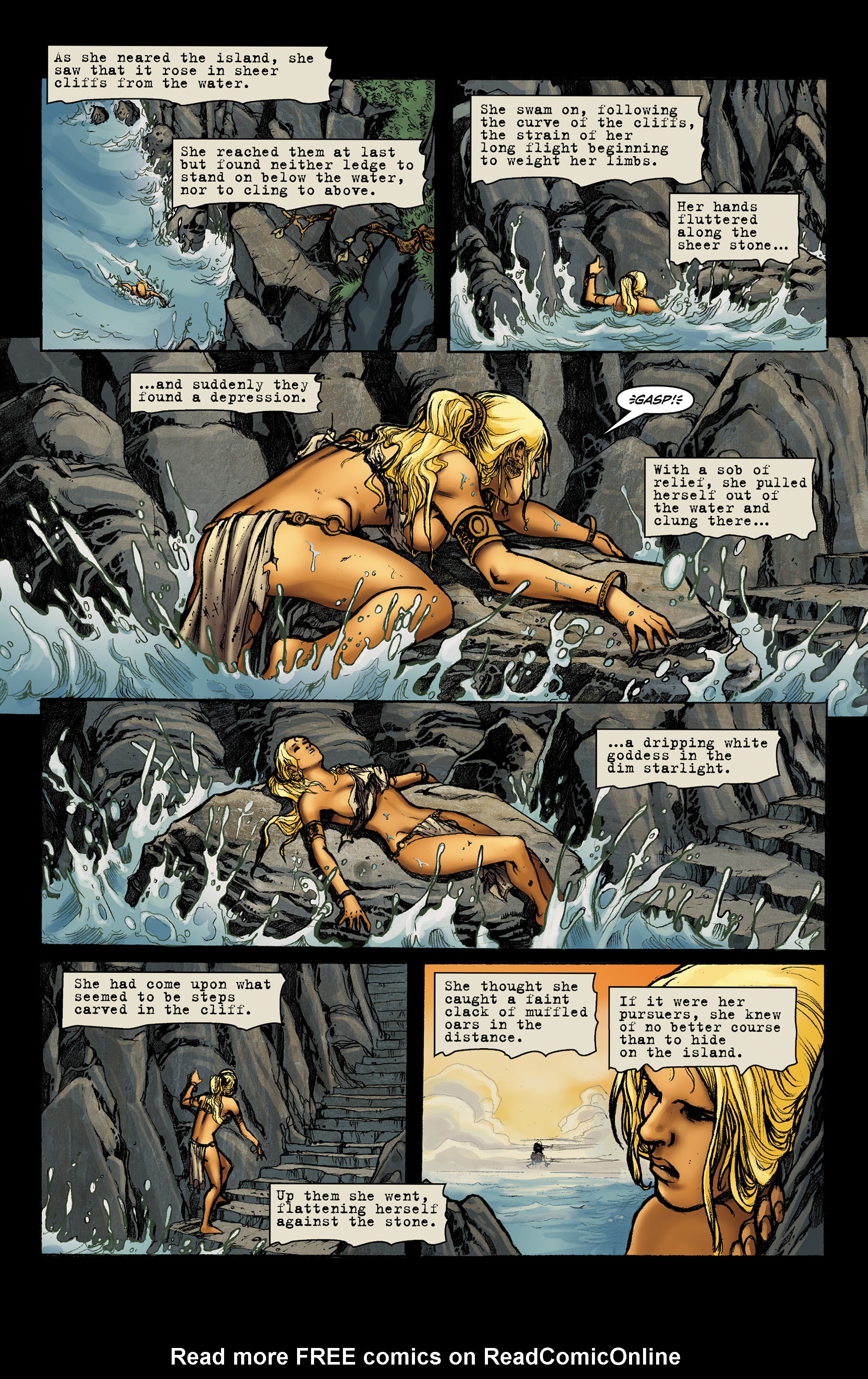 Read online Conan The Slayer comic -  Issue #8 - 18