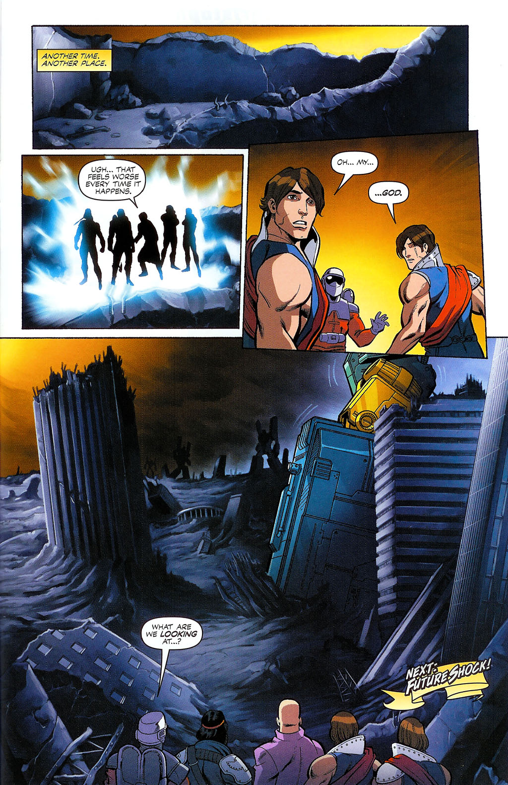 G.I. Joe vs. The Transformers II Issue #2 #3 - English 25