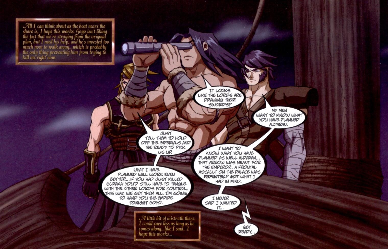 Read online Shidima comic -  Issue #6 - 15