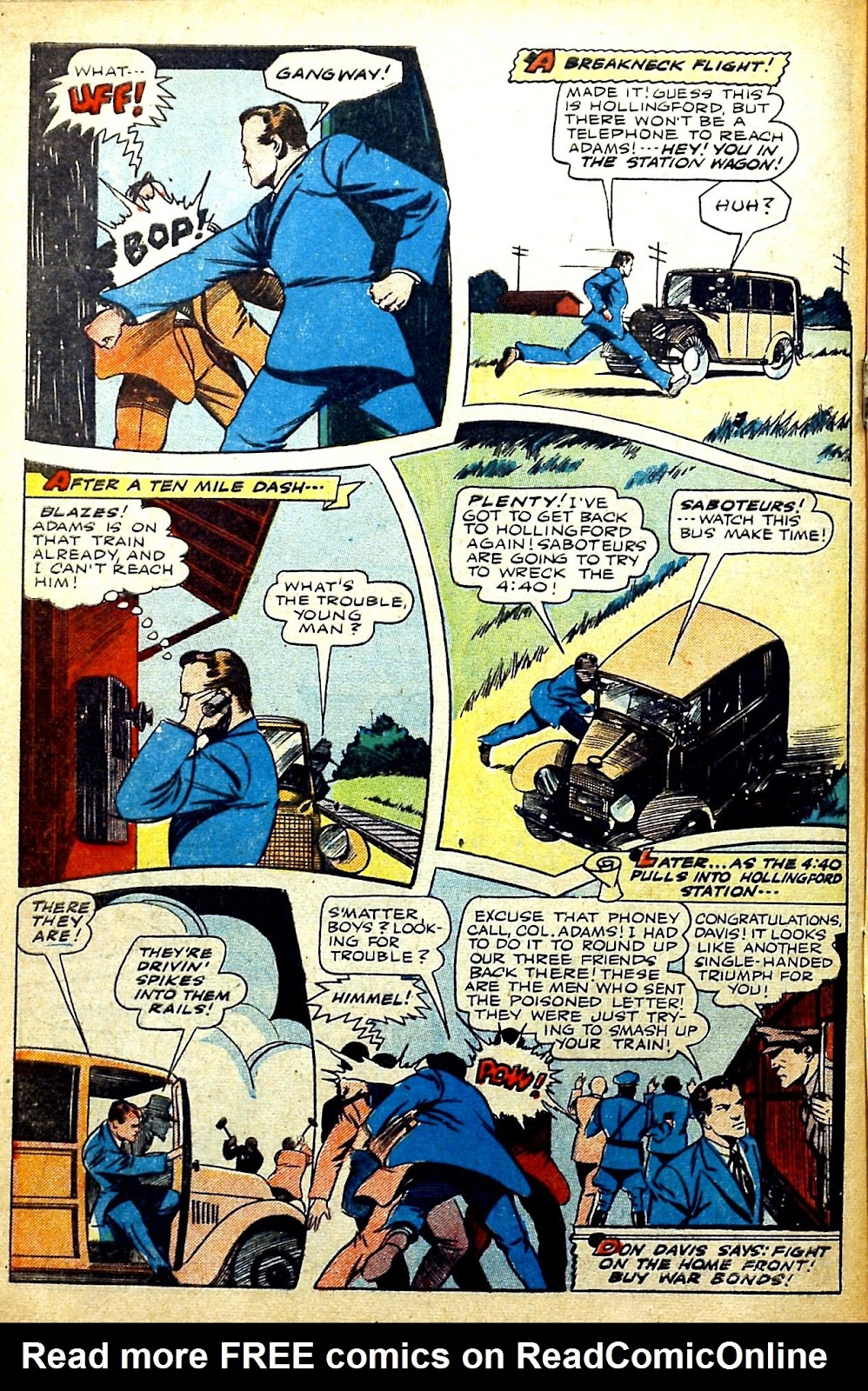 Startling Comics issue 33 - Page 48