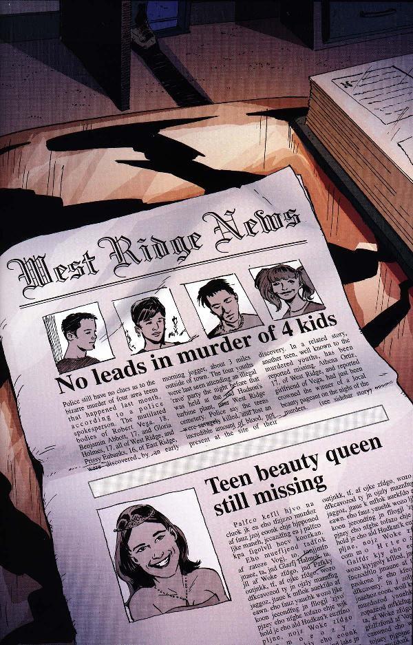 Read online Vampire the Masquerade comic -  Issue # Nosferatu - 33