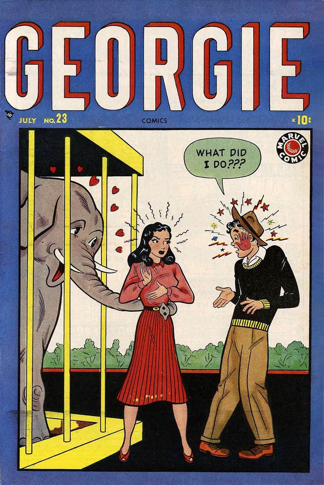 Georgie Comics (1949) 23 Page 1