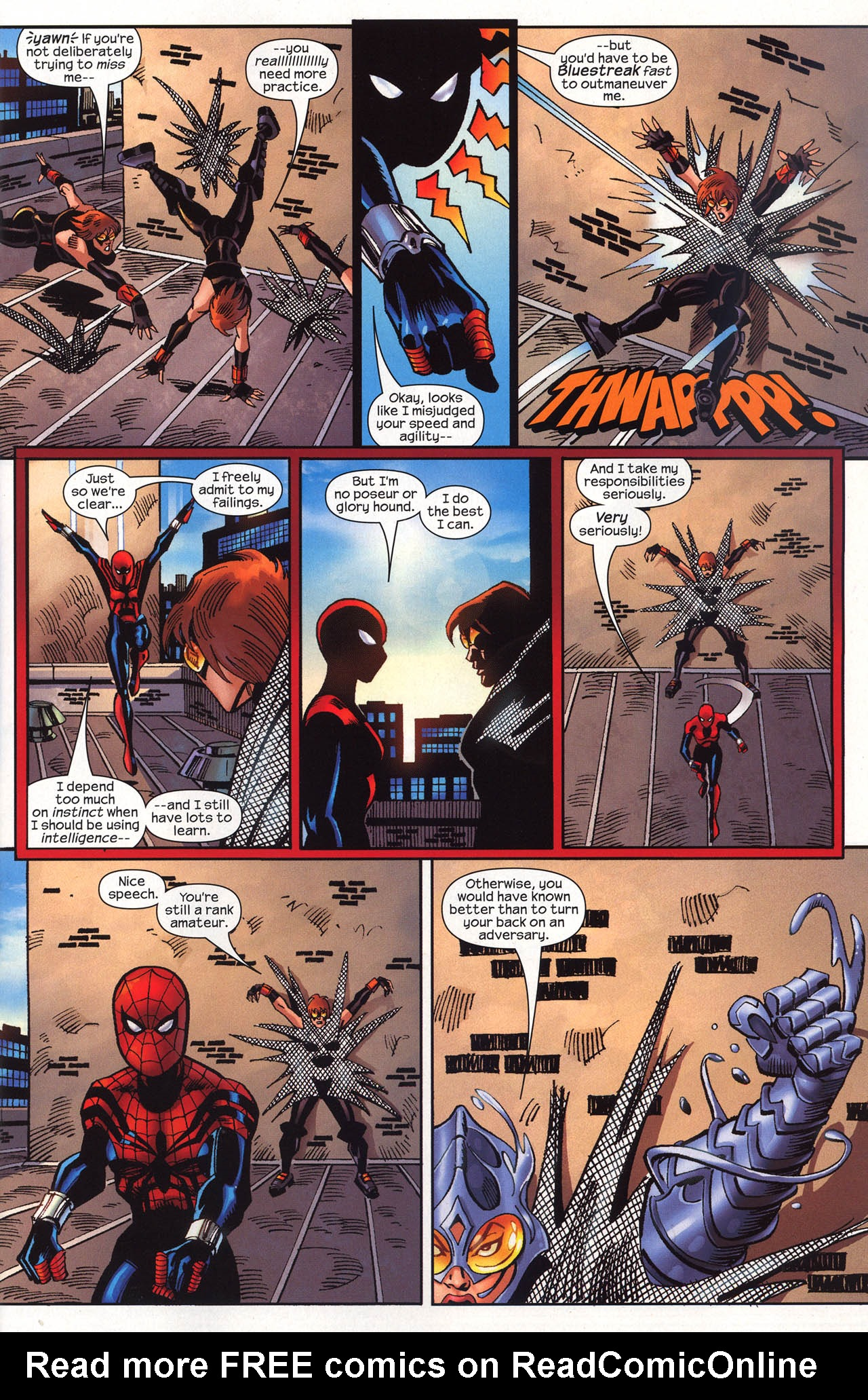 Read online Amazing Spider-Girl comic -  Issue #19 - 30
