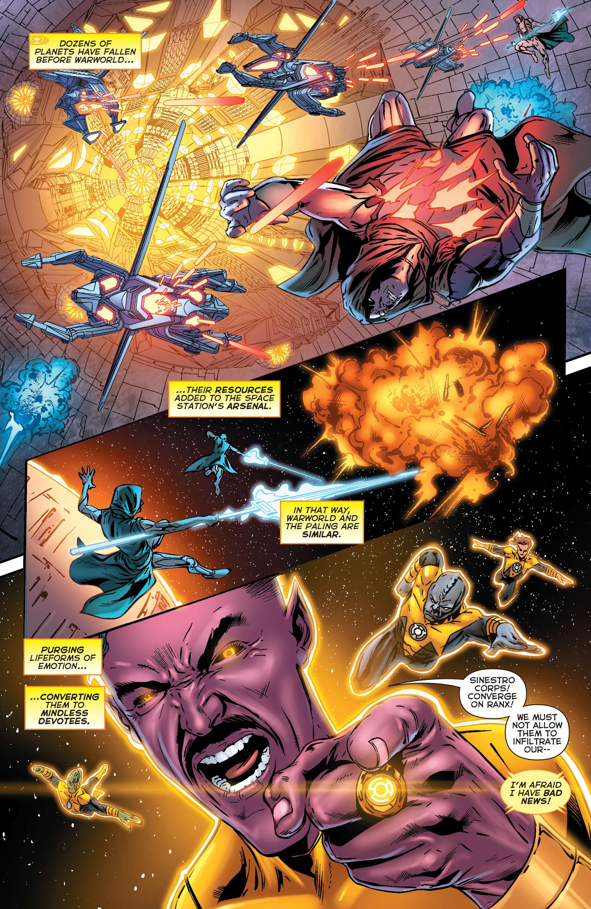 Read online Sinestro comic -  Issue #18 - 9
