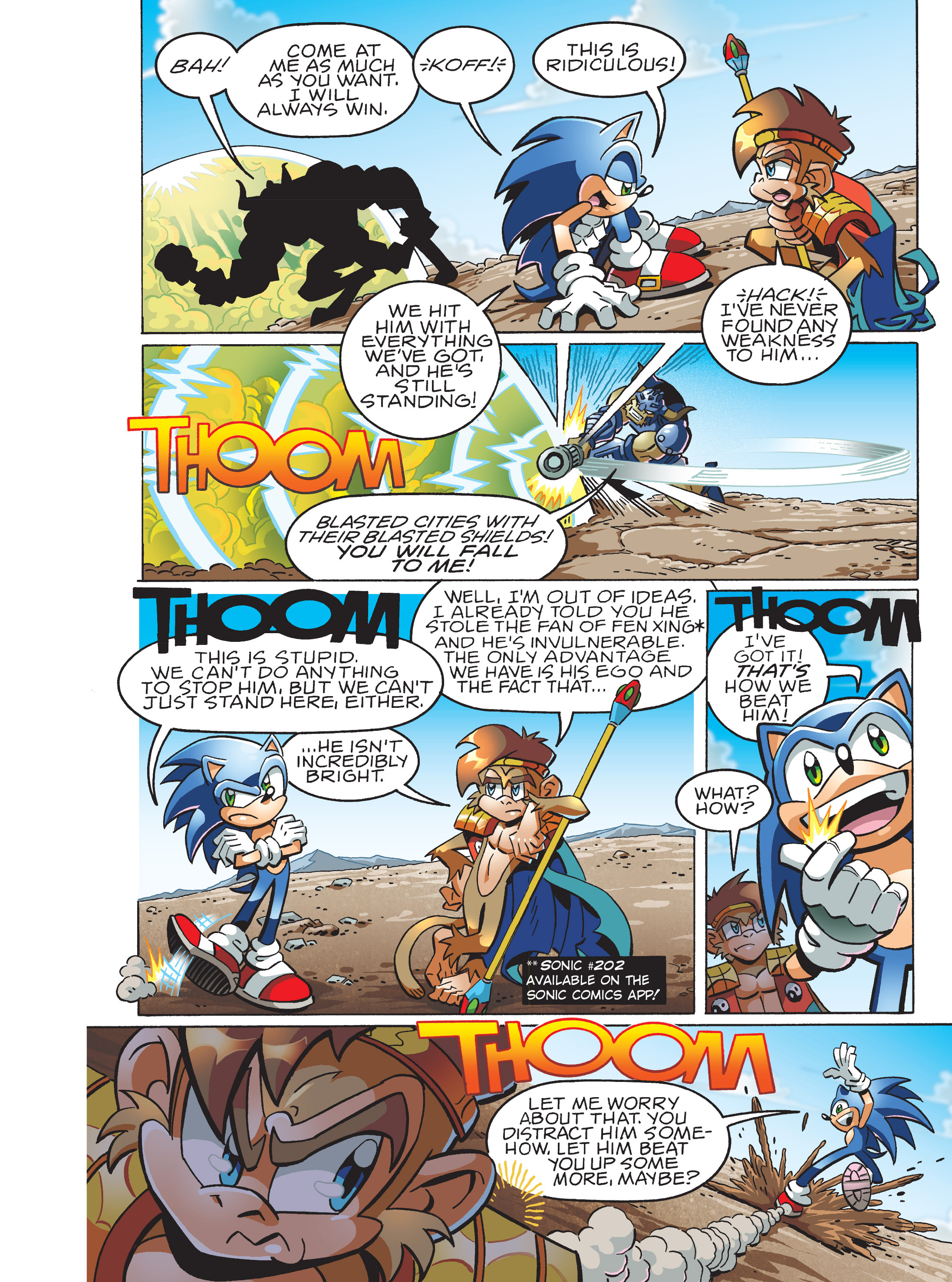 Read online Sonic Super Digest comic -  Issue #7 - 56