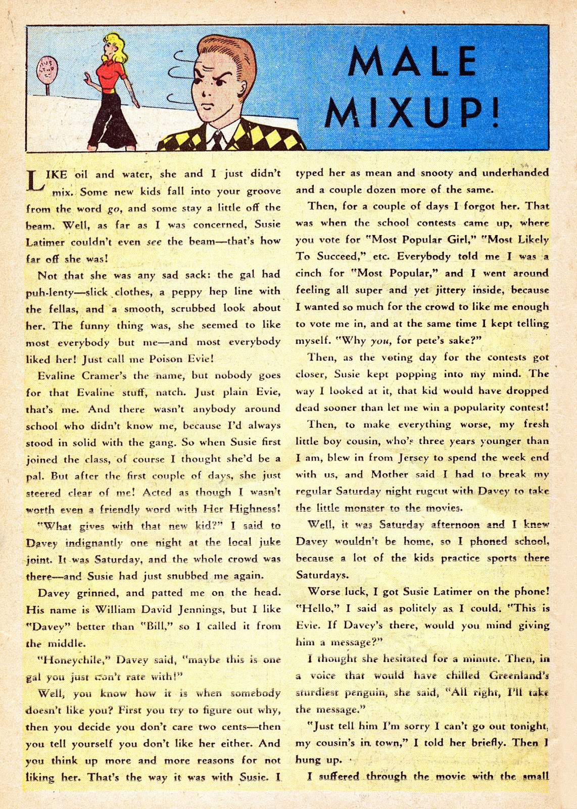 Venus (1948) issue 1 - Page 26