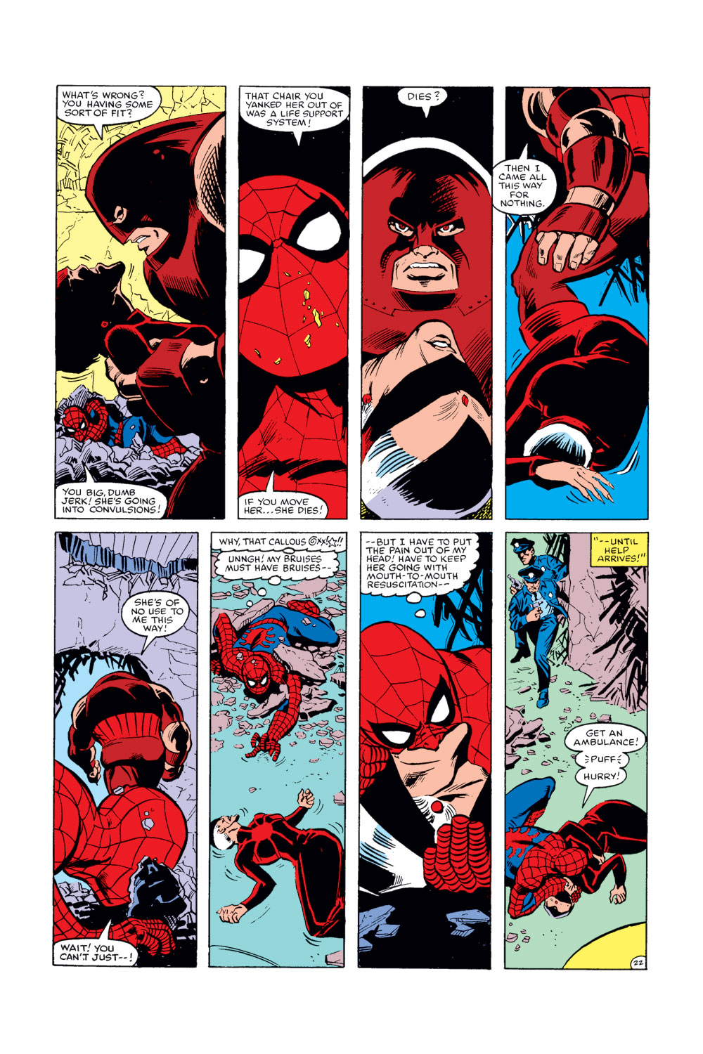 The Amazing Spider-Man (1963) 229 Page 22